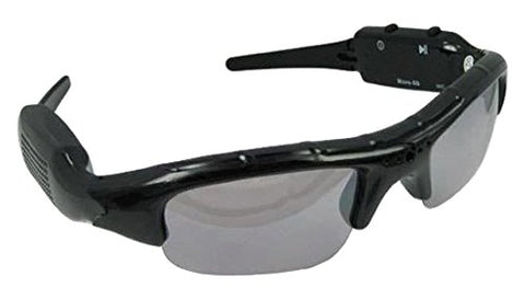 SPY Sunglasses with covert camera and HD recorder use up to 16GB  Micro SD