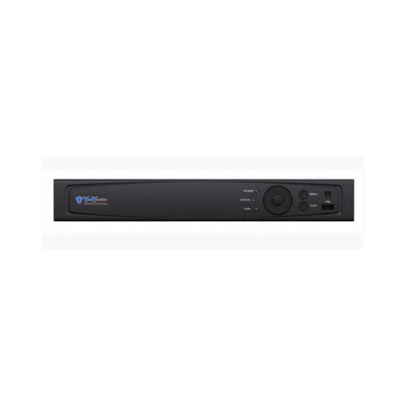 16CH+2IP TVI DVR Advanced H-Series 1080p 1U 1HDD TVR Pentabrid H.265+
