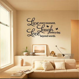 DIY Removablen Vinyl Art Home Bedroom Wall Sticker Decor