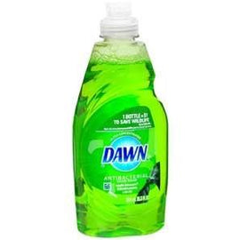 Dawn Ultra Dishwashing Liquid, Antibacterial Hand Soap Apple Blossom Scent, 9 Oz (Pack of 4)