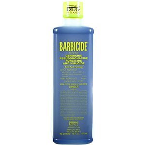 Barbicide Disinfectant, 16 oz.