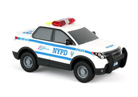 Daron NYPD Mighty Police Car