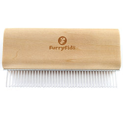 Groom/DeShedding Tool/Brush/Comb for Shedding dogs/cat Horse Especially (40 teeth)