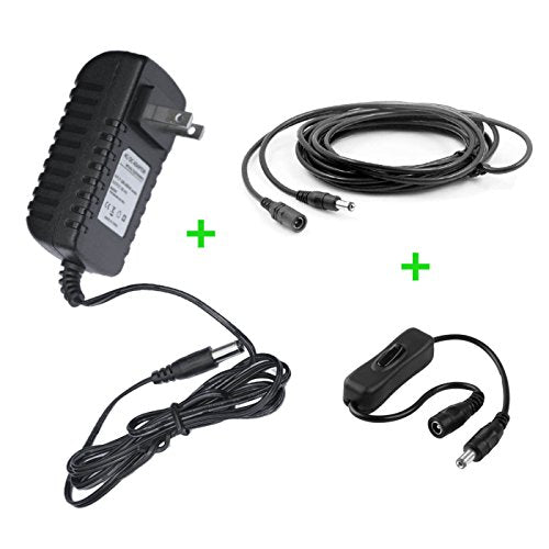 9V TC Electronic Classic Sustain Effects pedal replacement power supply adaptor - US plug - Premium