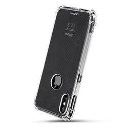 iPhone X Case, Ubittek Soft TPU Material and Shock-Absorbing, Scratch Resistant Cover for iPhone X