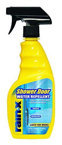 Rain-X 630023 Shower Door Water Repellent, 16 fl. oz.