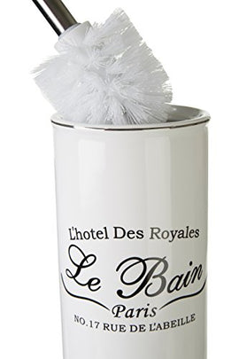 Le Bain Toilet Brush in White