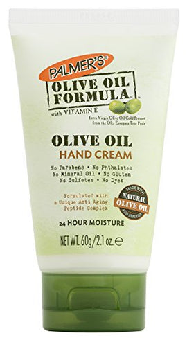 Palmers Olive Oil Formula Hand Cream With Vit-E 2.1 Ounce (62ml) (2 Pack)