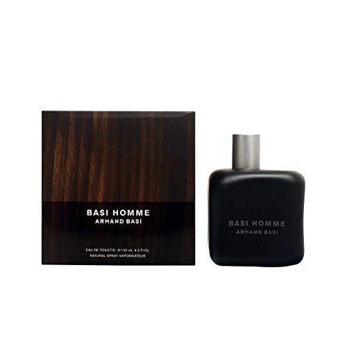 Basi Homme By Armand Basi For Men. Eau De Toilette Spray 4.2 Ounces