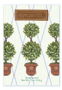 Fresh Scents Scented Sachets - Round Topiary, Lot of 6