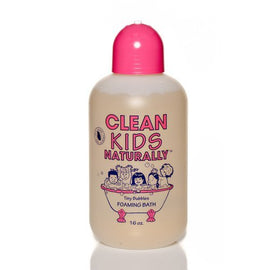 Clean Kids wild watermelon Bubble Bath, 16 Oz, Package May Vary
