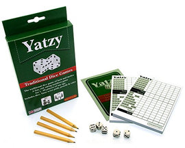 Yatzy - traditional dice game by Brimtoy Dice Games