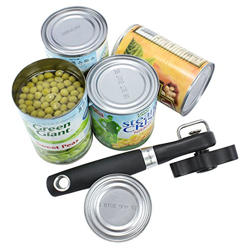 Can Opener from Kiartten Opens Cans Easily