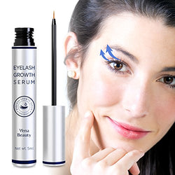 Advanced Eyelash Growth Serum Eyelash Enhancer for longer, thicker eyelash and eyebrow