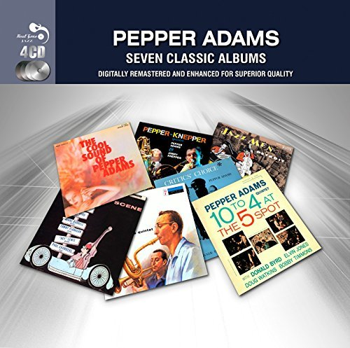 7 Classic Albums by Pepper Adams
