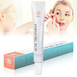 Acne Treatment Cream - Topical Anti Acne Medication with Aloe and Ginseng