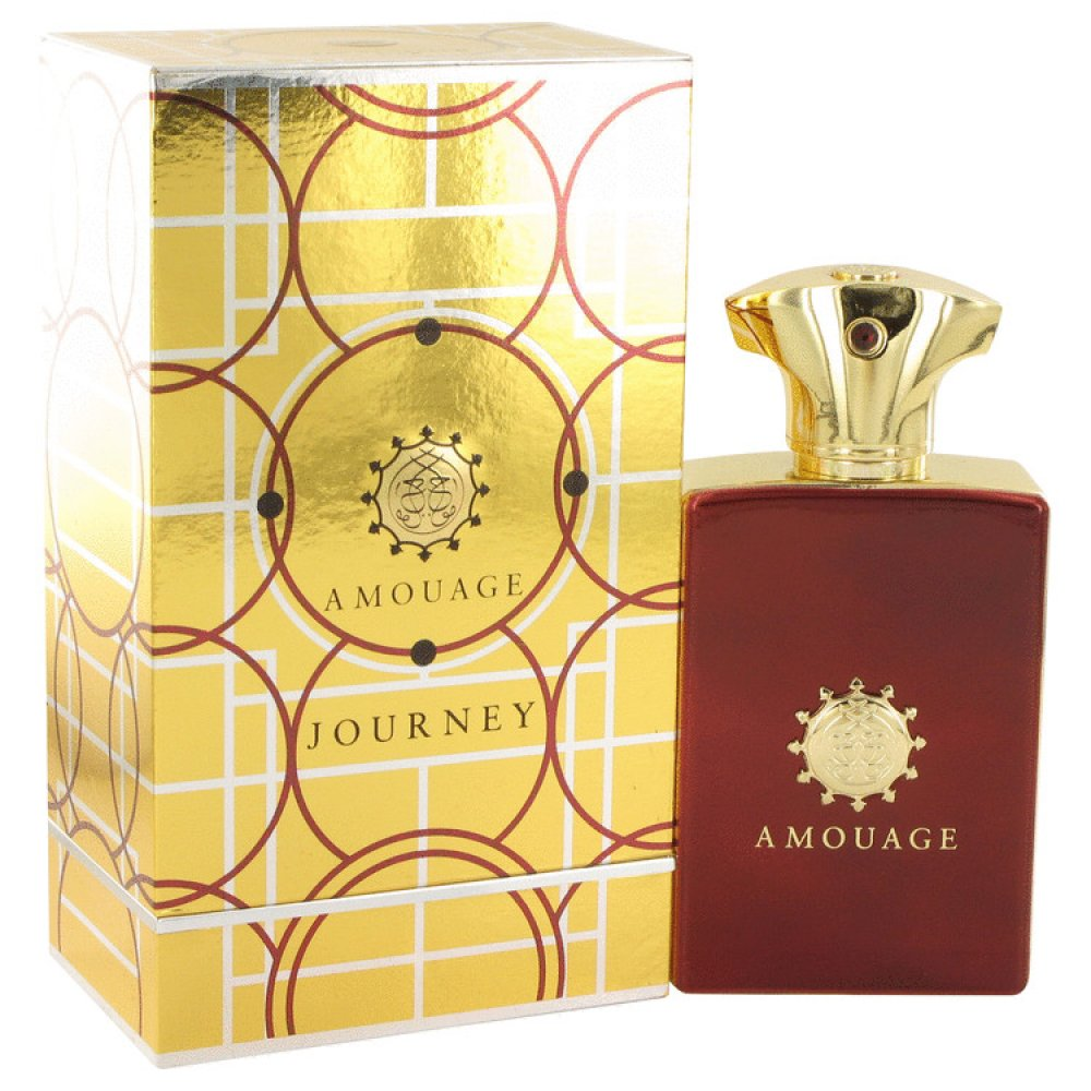 Amouage Journey By Amouage Eau De Parfum Spray 3.4 Oz