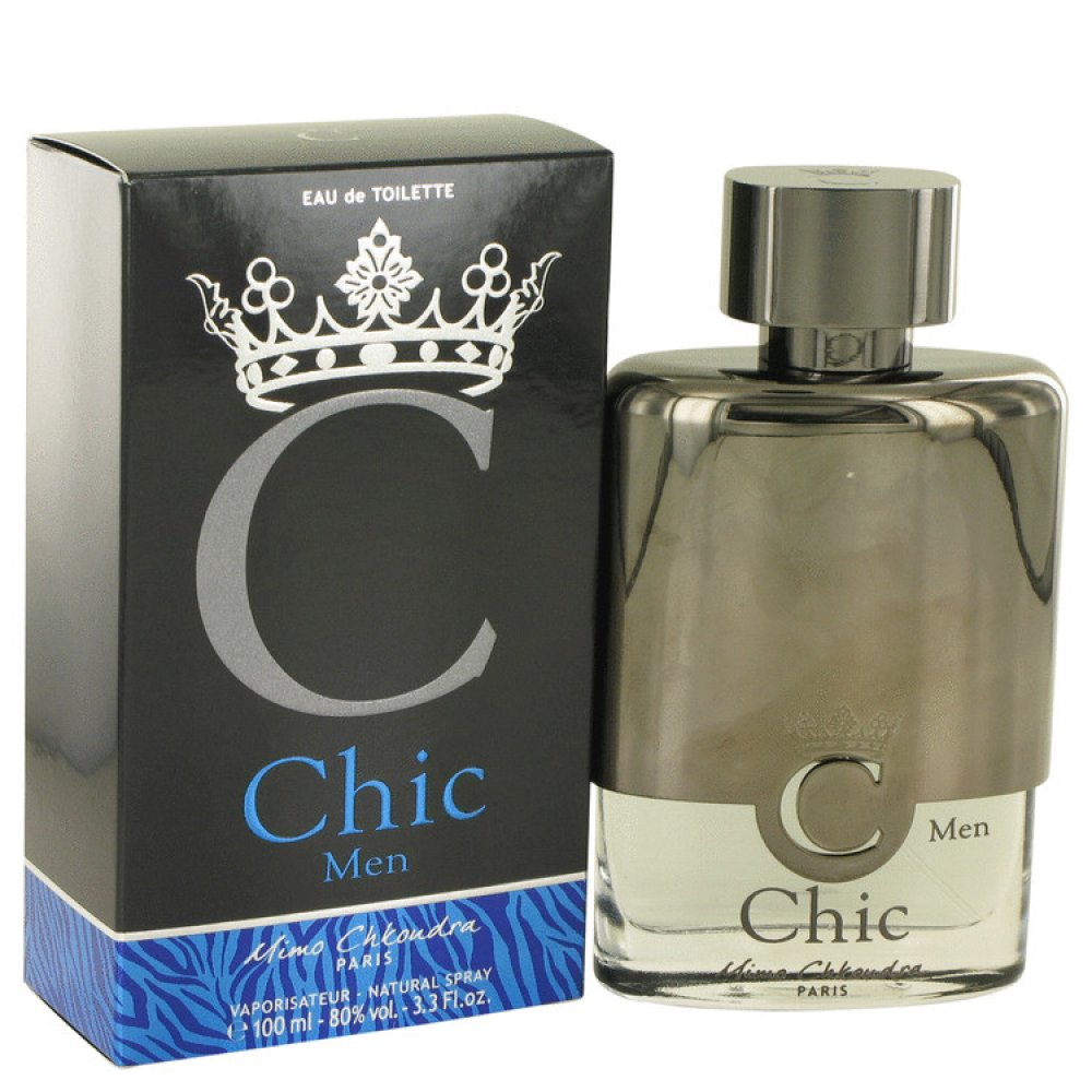 C Chic By Mimo Chkoudra Eau De Toilette Spray 3.3 Oz