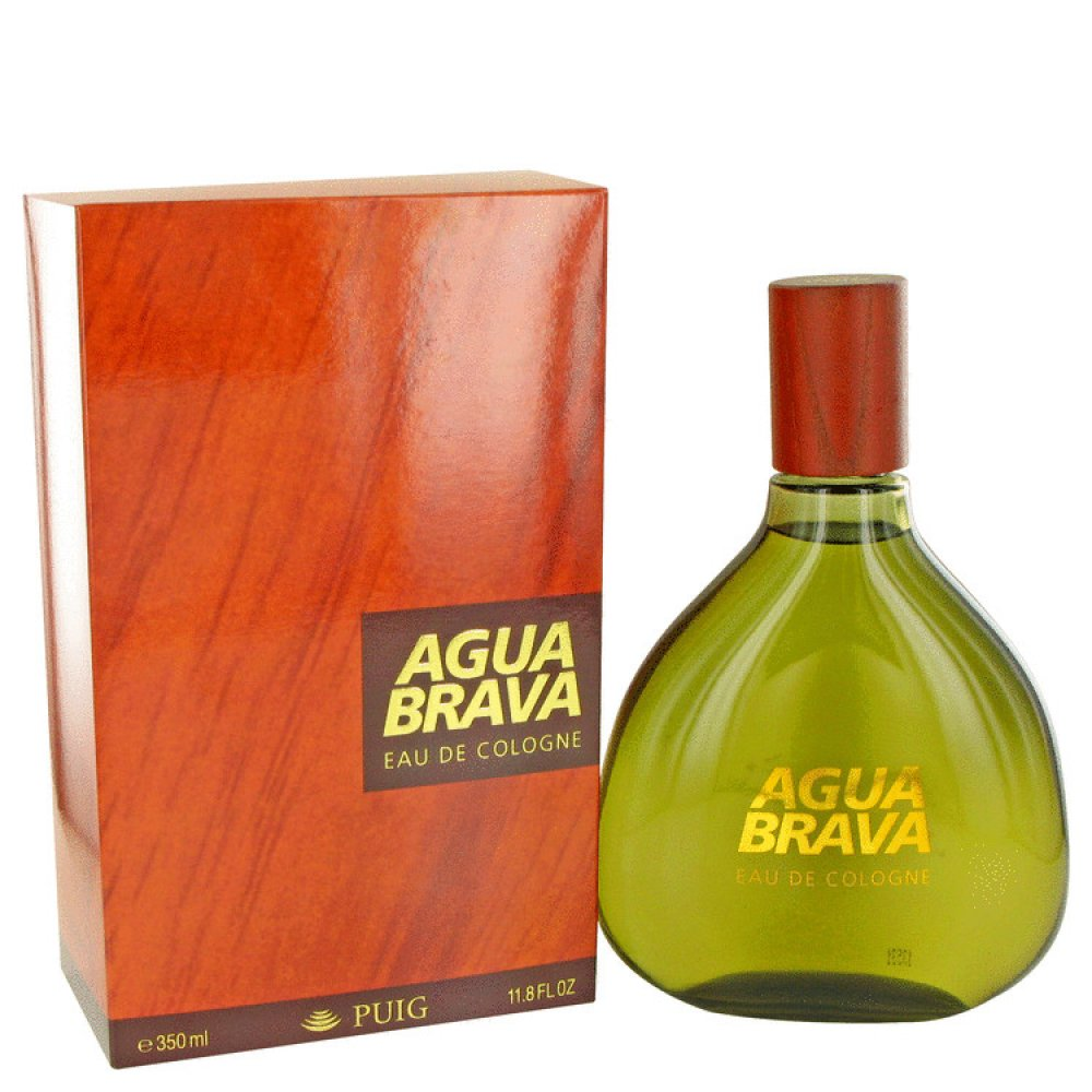 Agua Brava By Antonio Puig Cologne 11.8 Oz