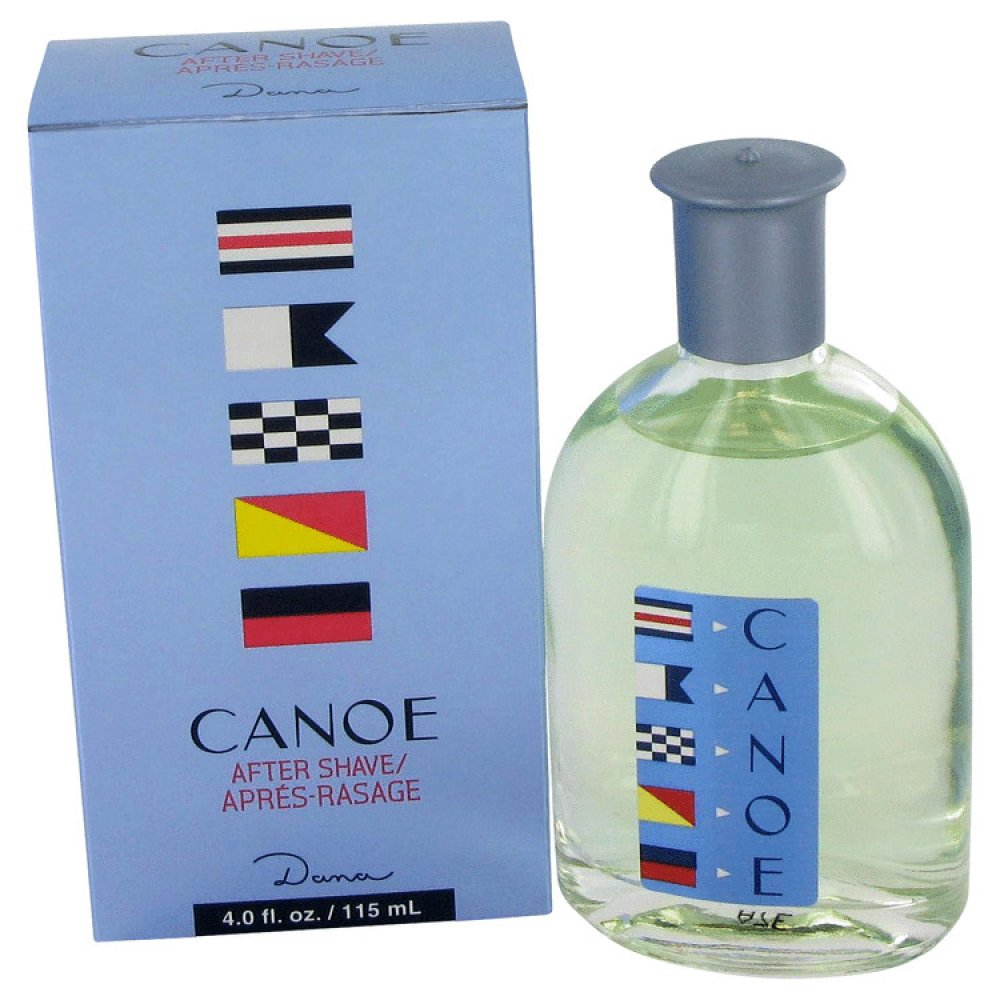 Canoe By Dana After Shave 4 Oz