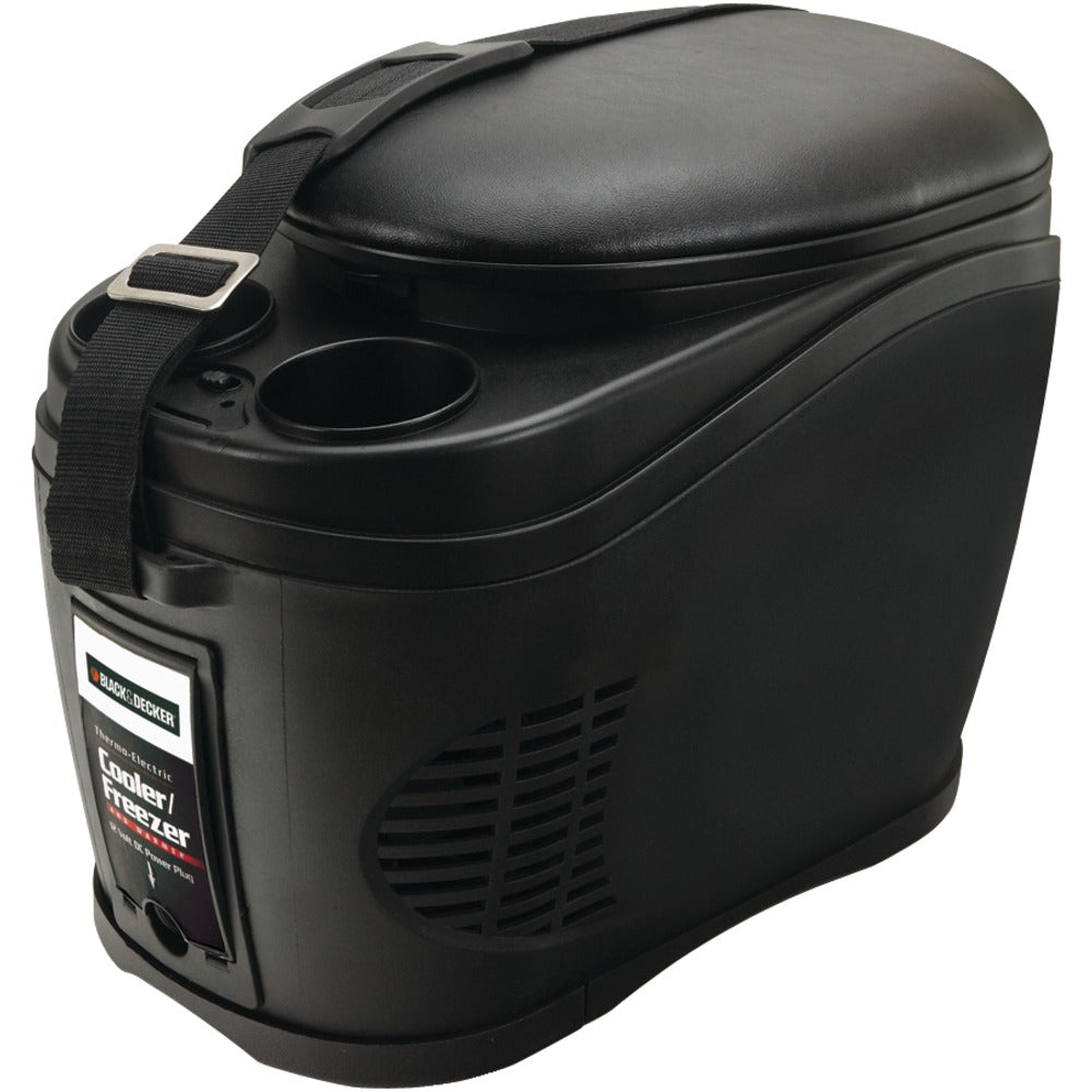 Black & Decker 12-can Travel Cooler And Warmer