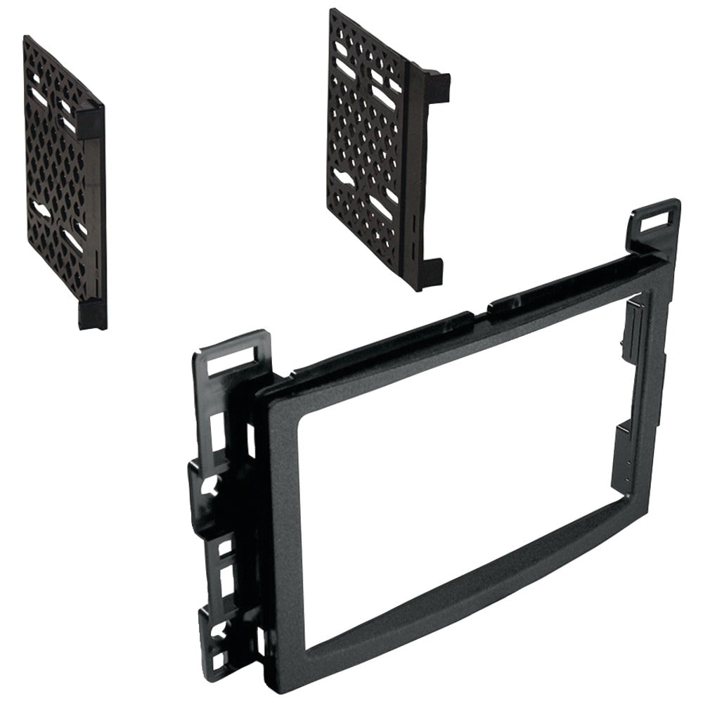 Best Kits In-dash Installation Kit (chevrolet And Pontiac (malibu Malibu Maxx G6 Hhr Cobalt) 2004-2012 Double-din)