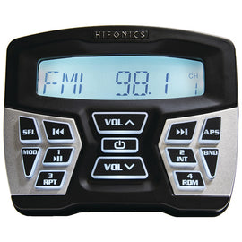 Hifonics Thor Series Tps-mr1 180-watt Am And Fm Source Unit With Bluetooth