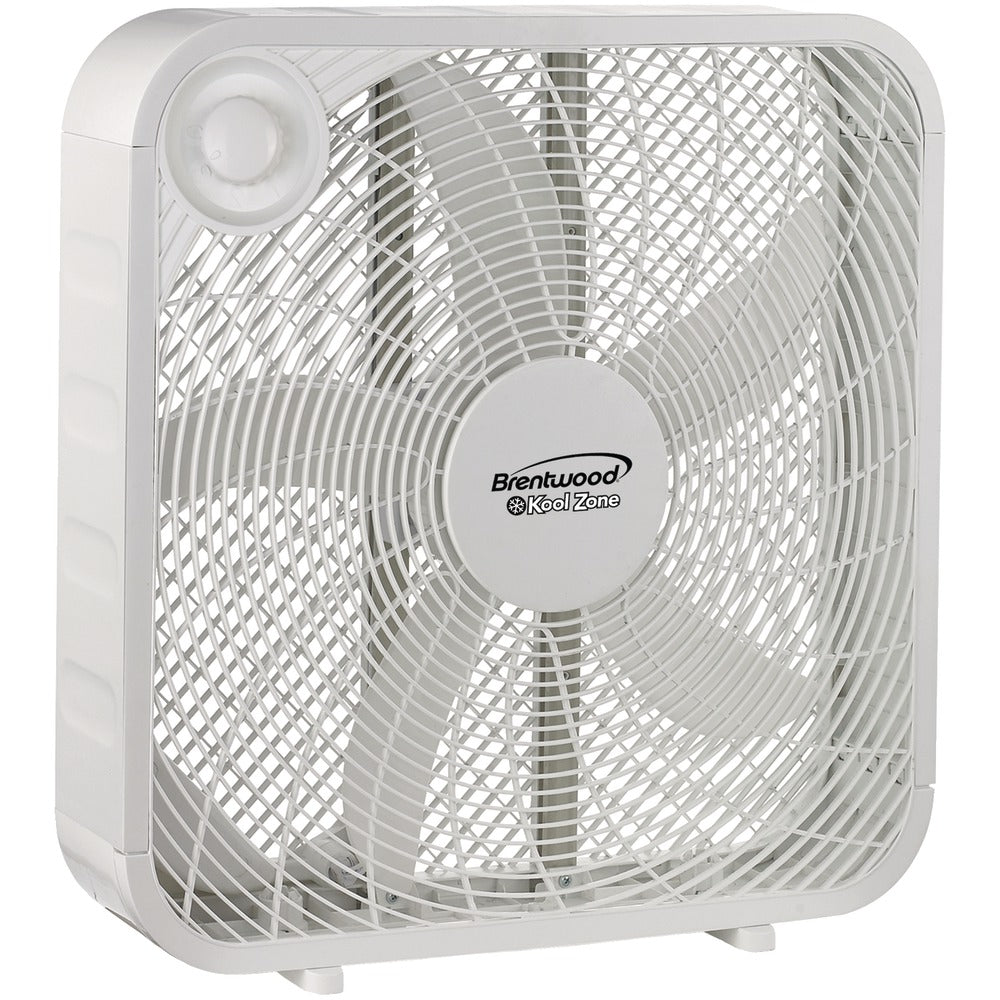 "Brentwood Koolzone 20"" Box Fan"