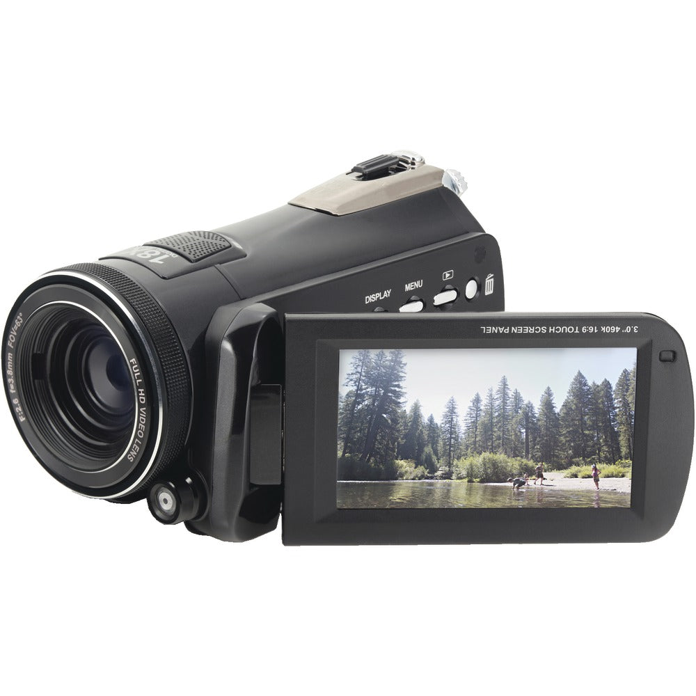 Bell+howell 24.0-megapixel Rogue 1080p Hd Night-vision Camcorder