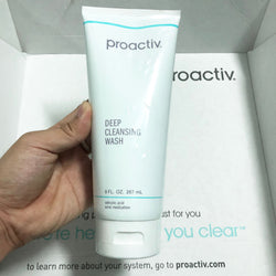 PRO ACTIVE 3 Step Acne Treatment 90 Day Unisex Cleanse, Tone, Repair