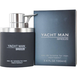 MYRURGIA Yacht Man Breeze Eau De Toilette Spray for Men 3/4oz 100ml