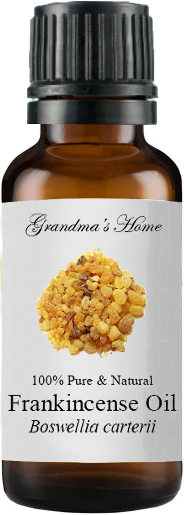 GRANDMA'S HOME Frankincense Essential Oil 100% Pure Therapeutic Grade 30ml