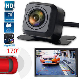 170° CMOS IP68 Waterproof Car Rear View HD Camera Reverse Backup Support wih Night Vision