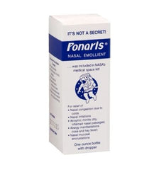 POLARIS Nasal Emollient for Nasal Congestion, Allergy 1oz 30ml
