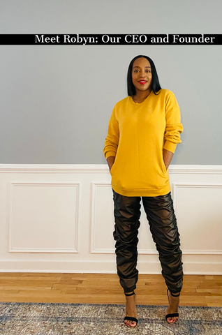 Photo of Robyn, Ceo and Founder of James Marie.
