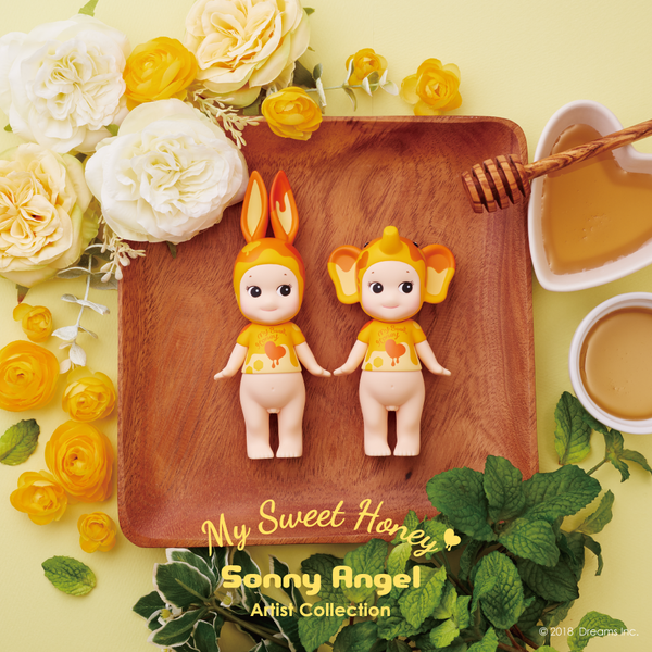 Sonny Artist - My Sweet Honey (Rabbit)