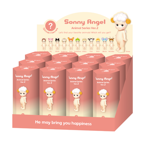 Sonny Animal Series 2 (12 units) NEW LOOK!