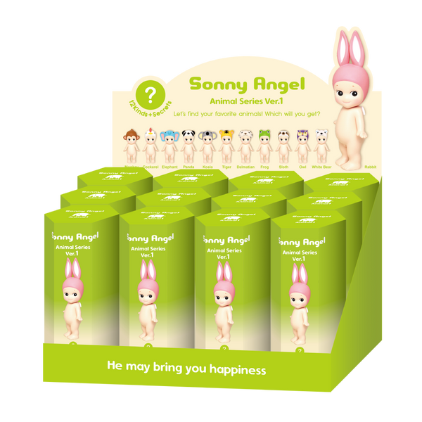 Sonny Animal Series 1 (12 units) NEW LOOK!