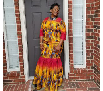 Get in the Holiday Spirit with African Prints