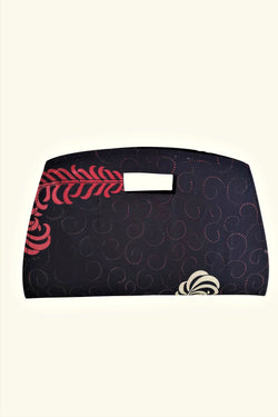 African Bummi Clutch Bag