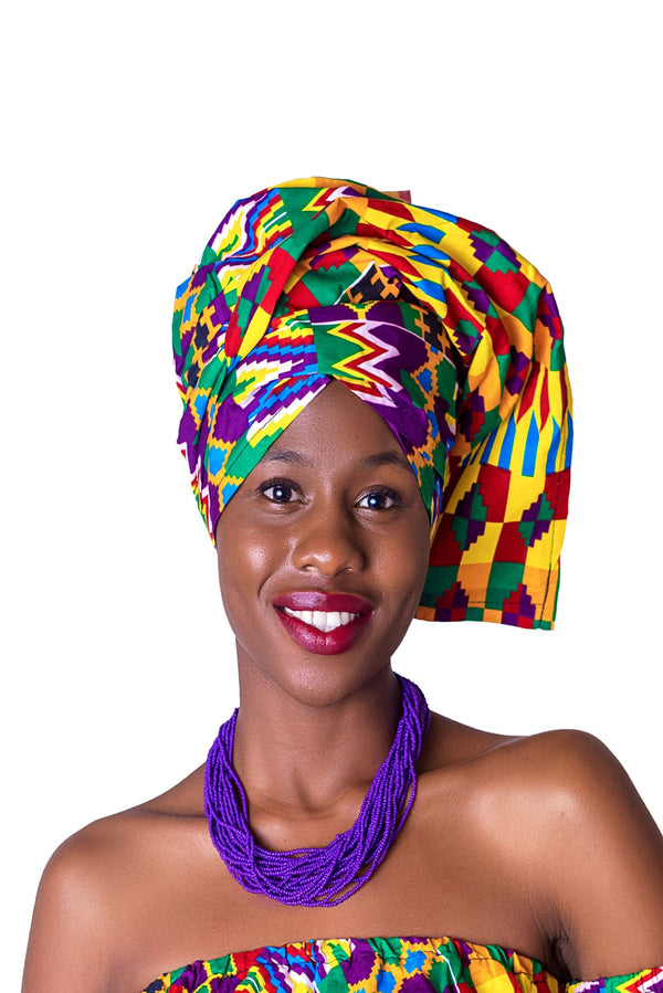 African Remi Head Wrap
