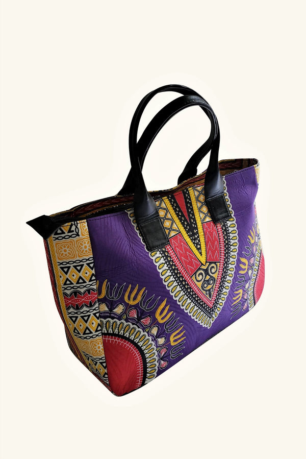African Imade Tote Bag