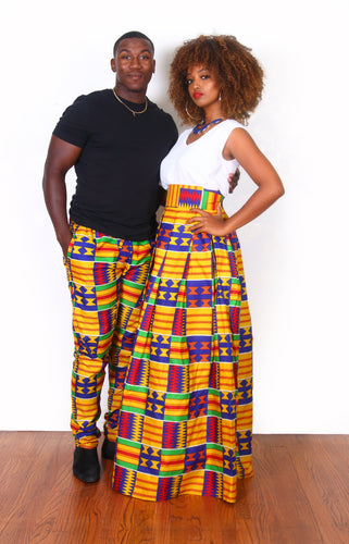 Opia African Pants For Men - Oludan