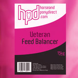 Veteran Feed Balancer (15kg) Horse And Pony Direct