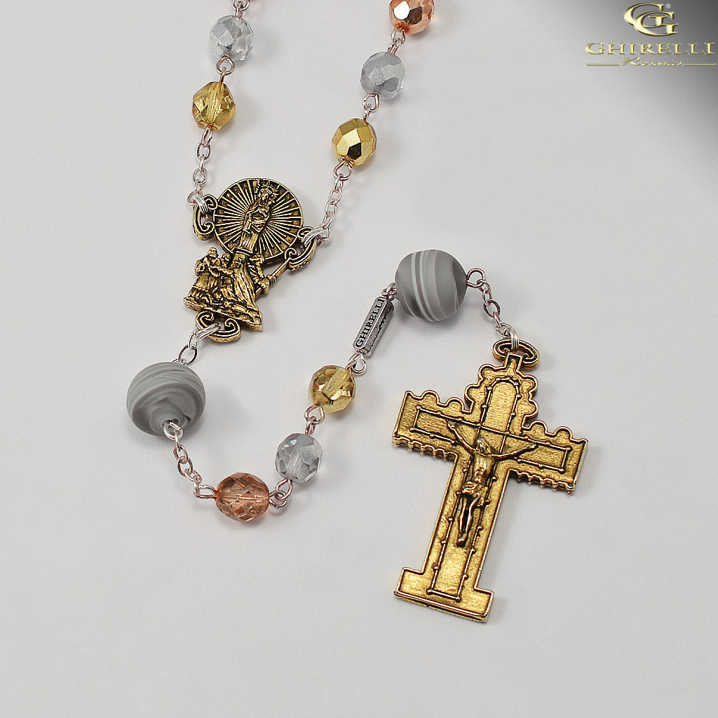 The Camino de Santiago Rosary – The Way of Saint James Rosary