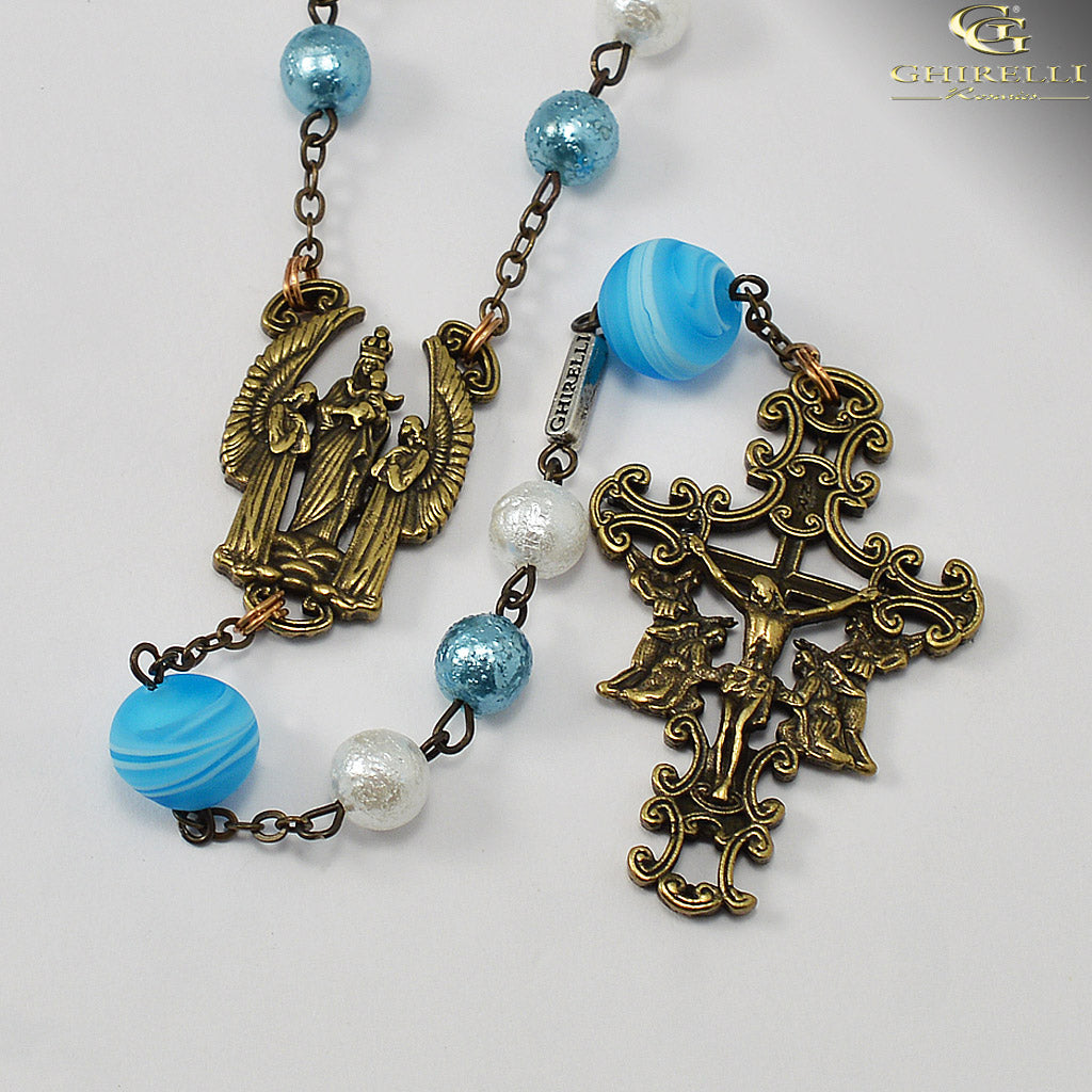 The Holy Angels Rosary by Ghirelli