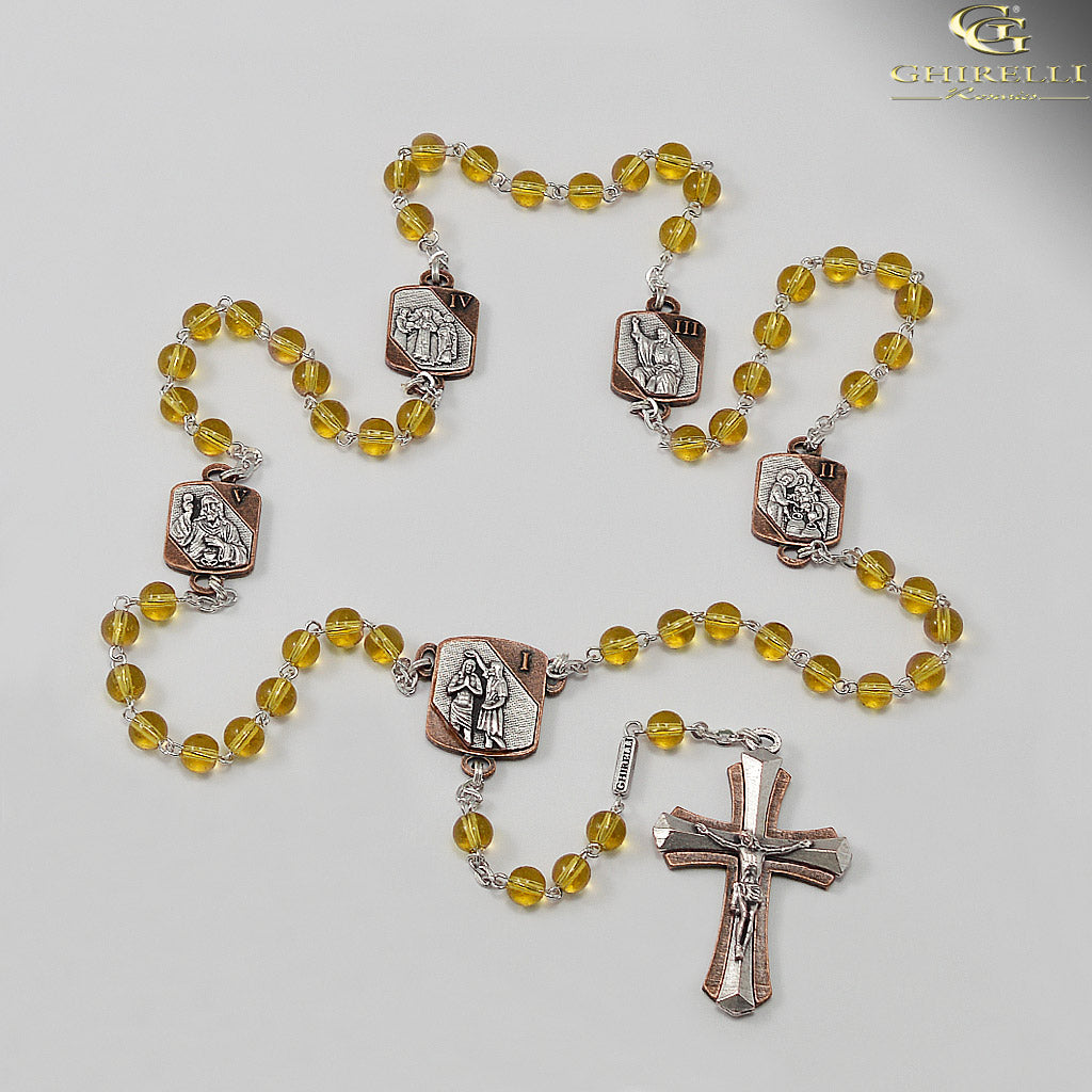 Mysteries Of The Rosary Collection - Light Mysteries