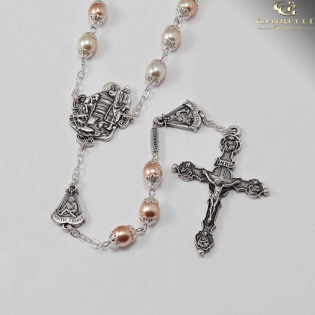 The Rosary of the Twelve Apostles by Ghirelli