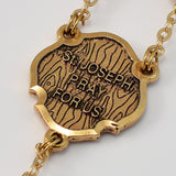 E-SHOP - St. Joseph Rosary In Gold