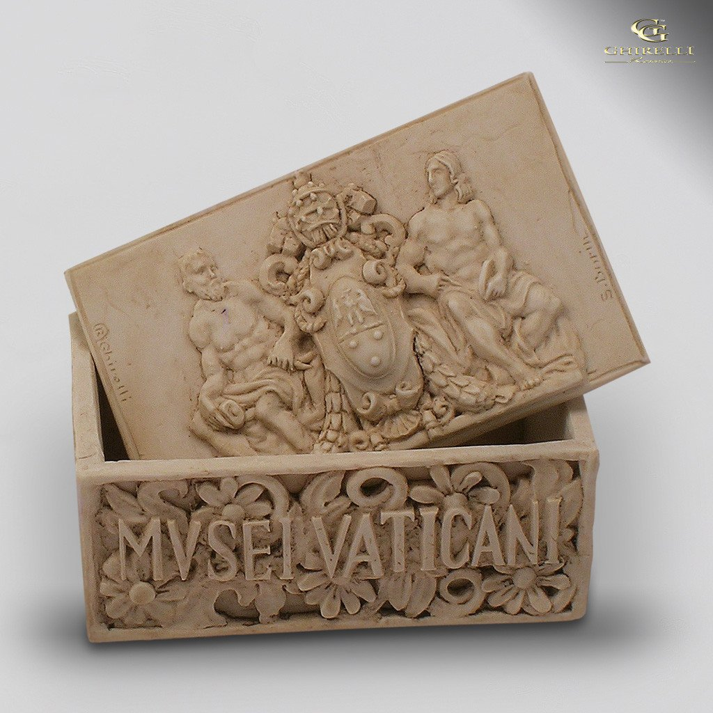 Vatican Museums Keepsake Box
